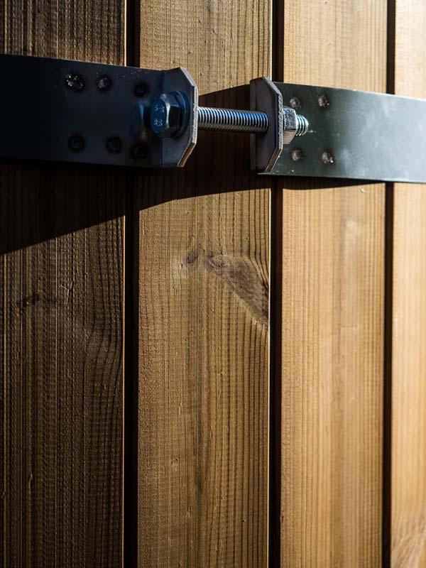najlepsze drewno do budowy balii ogrodowej