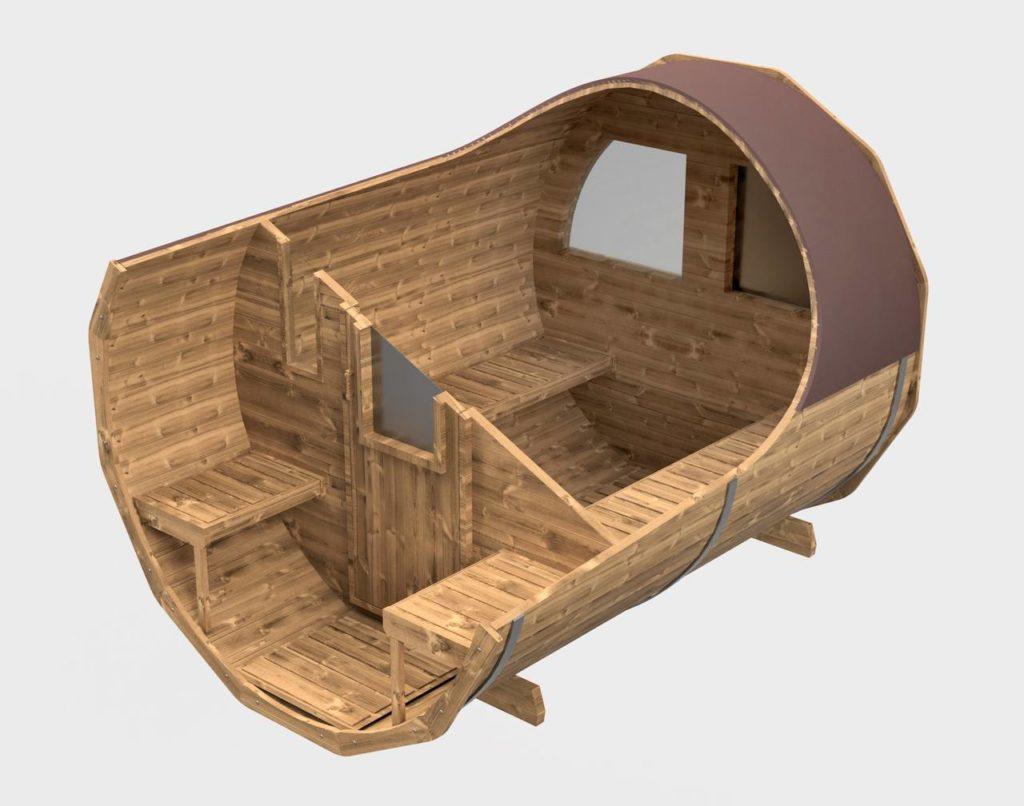 sauna ruska bania produkcja