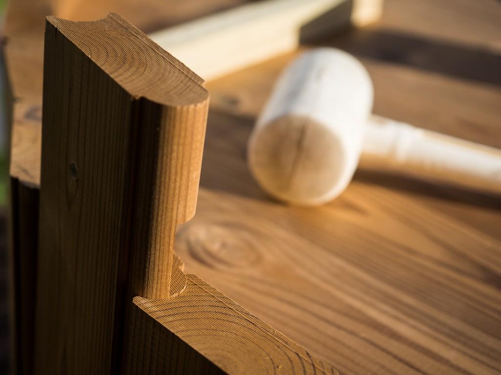 finskie drewno termiczne